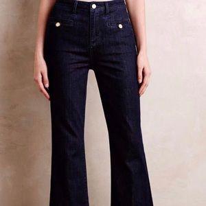 ANTHRO | Pilcro Superscript Flare Jeans Size 25
